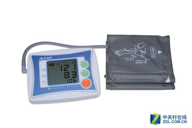 电子血压计工作原理和设计
